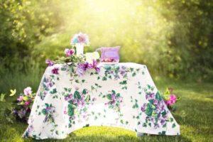 Garten als Relaxzone