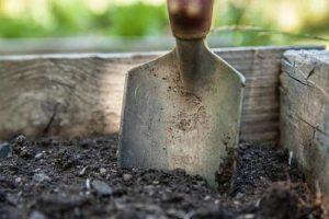 Im Frühjahr startet die Gartensaison mit der richtigen Bodenbearbeitung