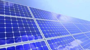 Solar-Panel - Die Solartechnik hält Einzug in die Gärten