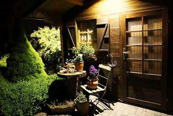 Gartenlauben – ein Ort für Gemütlichkeit