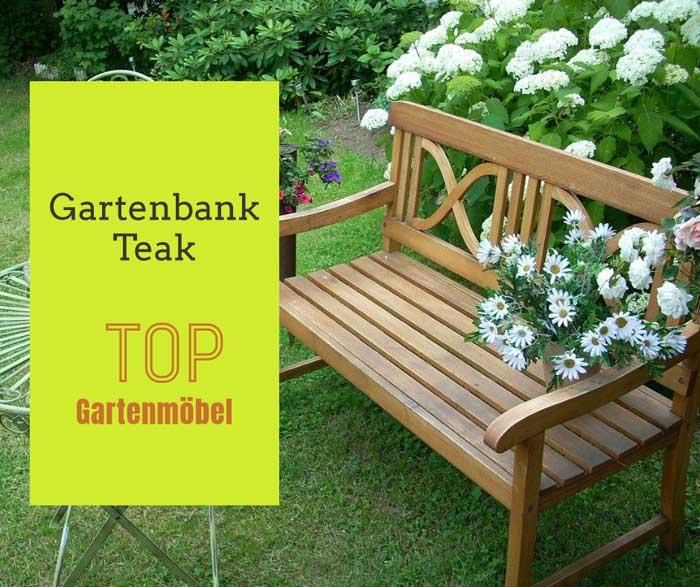 Gartenbank Teak