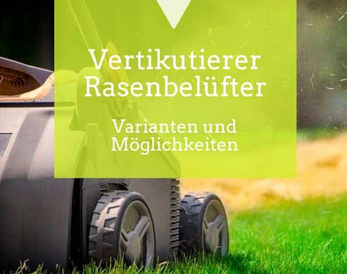 Vertikutierer für einen gesunden Rasen de.depositphotos.com